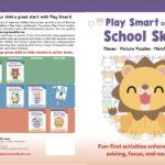 Play Smart On the Go School Skills 5+